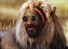 A Wild Snoop Lion