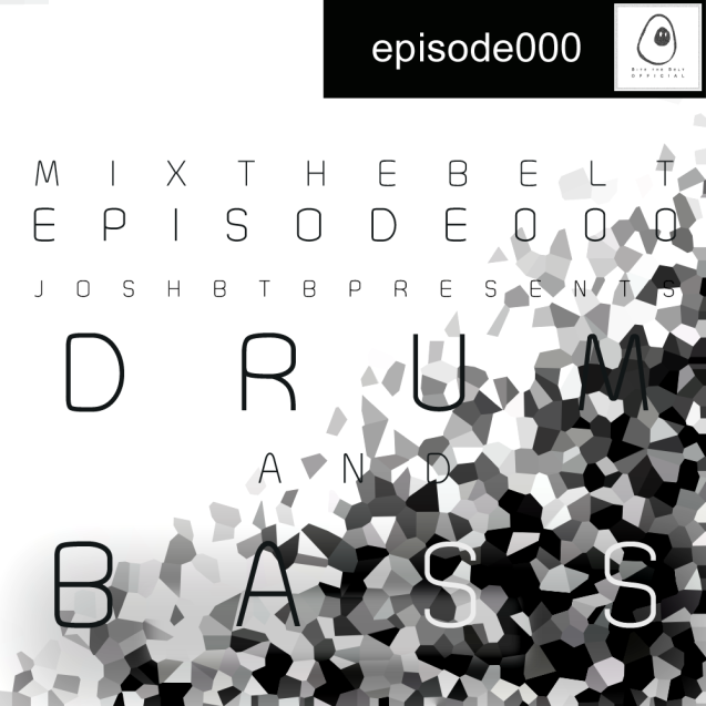Mix the Belt Episode 000 cover art