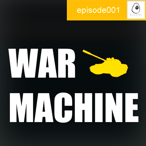 War Machine Guest Mix Cover Art