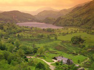 Gwynedd Wales