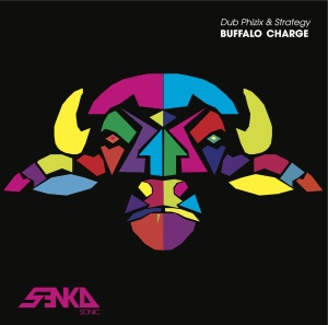 Dub Phizix Strategy Buffalo Charge Cover Art