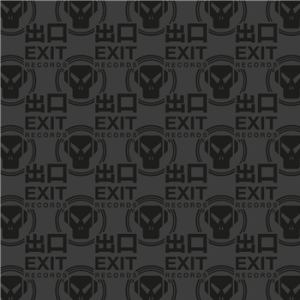 Metalheadz Exit Records Logo Pattern
