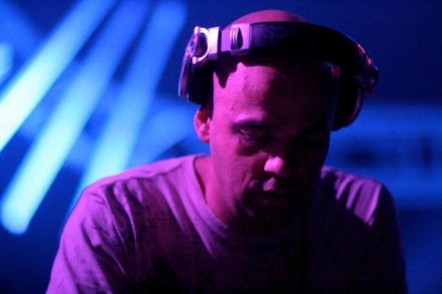 Doctor Scott DJ'ing