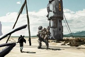 KeOSz Concept Art Soldier