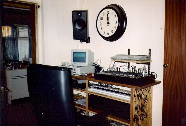 Doctor Scott's Studio