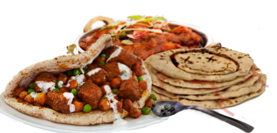 Nirvana Masala Chapati