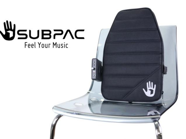 SubPac Chair - Feel Your Music