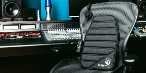 SubPac S2 studio