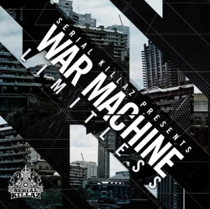 War Machine Limitless Cover Art