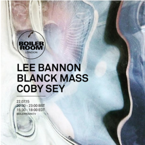 Lee Bannon Boiler Room