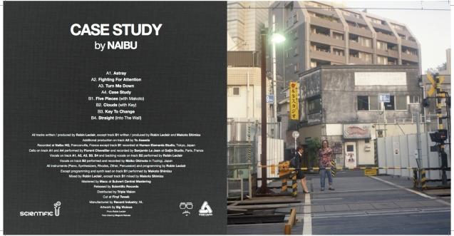 Naibu - Case Study LP - Inner Sleeve